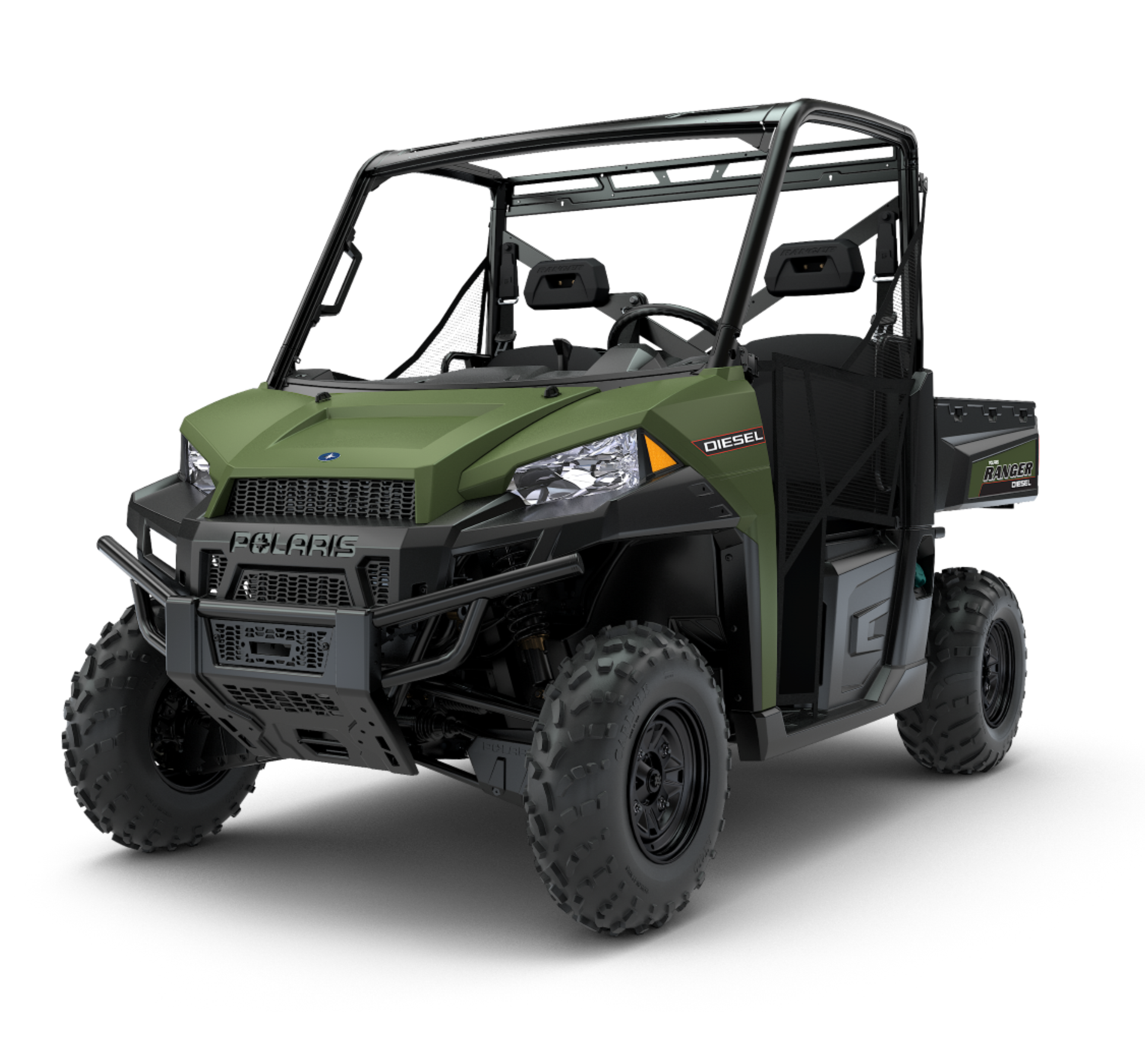 Polaris Ranger Diesel >> Polaris Ranger Diesel Hd Moorland Atv